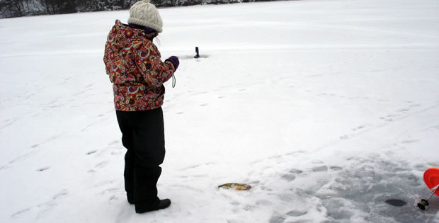 2010 Ice Fishing Gallery