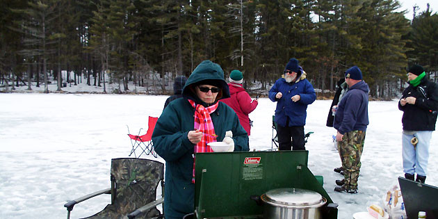 2013 Ice Fishing Gallery