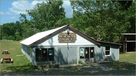 Philmont Rod and Gun Clubhouse
