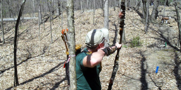 3D Archery – April 28, 2013 Gallery