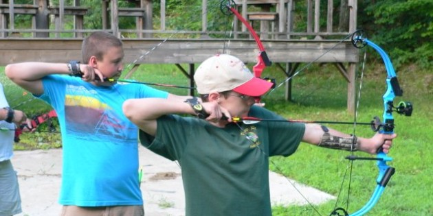 FREE Youth Shooting Sport Program