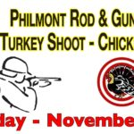Turkey Shoot, Trap Shoot & Chicken Dinner – 11/4/18